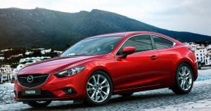 Mazda 6 Coupe by Antoine51