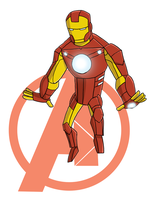 avengers: iron man by the-slift