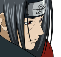 Itachi Uchiha by Morrow-x