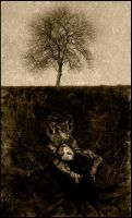 Roots by Autopsyrotica-Art