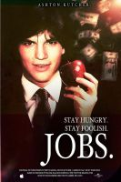 Jobs Poster A by SteSmith