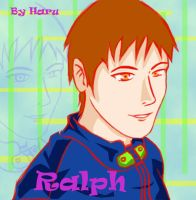 Ralph on anime by Harukita
