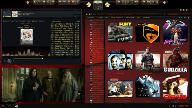Win7.Theme.ACDC.gallary by Painkiller4life