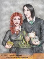 HP Potions by Verlisaerys