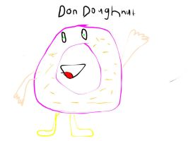 Don Doughnut by Kennyfan235