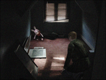 Silent Hill 2 James Kneeling by Silent-Hill-2