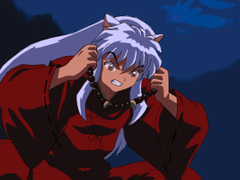 Inuyasha animated GIF by inukagome134
