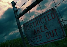 Restricted Area by rekit