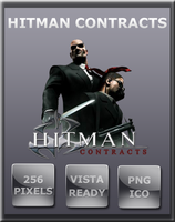 Hitman Contracts Icon by Dirtdawg90