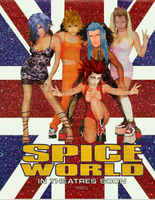 Kingdom Hearts II- Spice World by Pikangie
