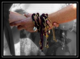 Hand Fasting by jgrockphotos