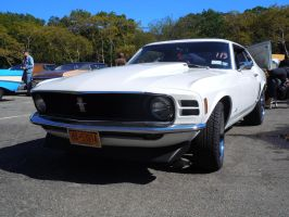 1970 Ford Mustang II by Brooklyn47