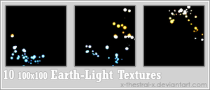 Earth-Light Textures by x-Thestral-x
