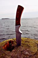 Fisherman's Knife by xMBPhotox