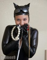 Catwoman Cosplay 2 My Precious Jewels by SapphireEagle
