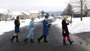 Abby Road - Nordic Version by Tigga-Jones