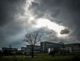 Dark clouds by saltov-man