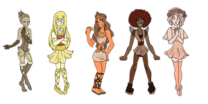 [PRICE REDUCED] Pearlsona Challenge #2 [1/5 OPEN] by Prismoras-Palace
