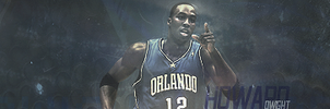 Dwight Howard by mikeyrocks