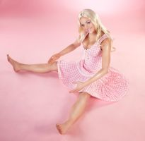 Barbie III by Karl-Filip
