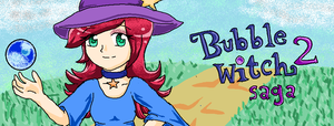 Bubble Witch Saga 2 - Stella by PinkLoveStar2674