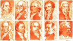 Historical Dudes of America by DennisBudd