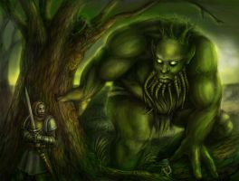 Master of Swamp by FirstKeeper