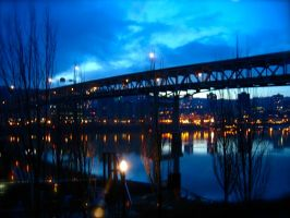Portland Waterfront by copper9lives