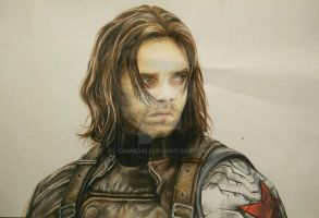 The Winter Soldier by ChanChili