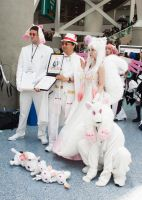 PMMM Gathering  - Kyubey by EriTesPhoto