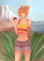 Adventurer Misty by ShaeUnderscore