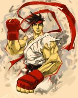 Ryu Quick by Flatliner74