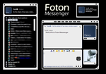 Foton Messenger by terrill