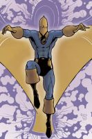 Dr. Fate color by MissleMan