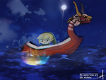 The Wind Waker by asukasu