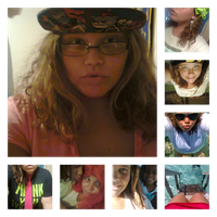 Me  Collage by CrystelLuna
