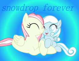 Snowdrop Forever by flindsey09