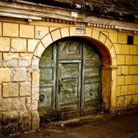 Old Green Gate.. by kereszteslp