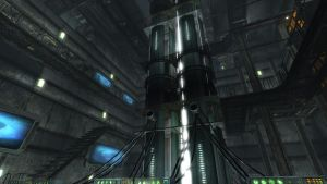 Stable 207 Com Tower Interior Core 1 by MLP-NovelIdea