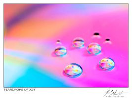 Teardrops Of Joy by eugenedeloyola