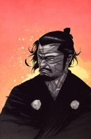 Yojimbo by spidermanfan2099