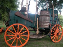 Uncovered Wagon by Fastboyent