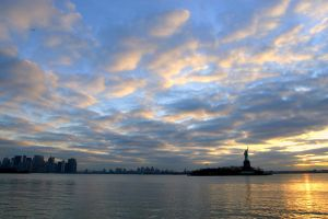 Statue Of Liberty 1 by Doumanis
