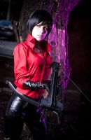 Ada Wong RE6 by RottenKittendth