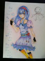 .:Comm: Juvia Lockster ~ Fairy Tail:. by animefangurl02