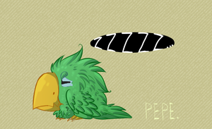 Pepe by xDorchester