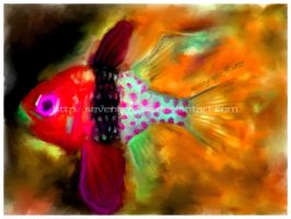 Leong Fish 2 by sevengraphs