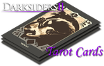 Darksiders 2 Tarot Cards [For Printing] by Hynotama