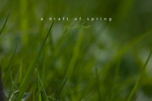 Spring's Composition I by dareme