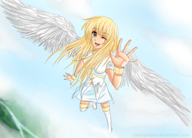 Fly. by Chibi-godess